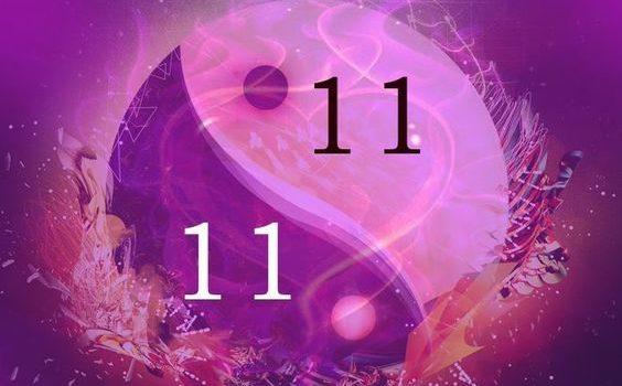 11-11が開く by 母なる神